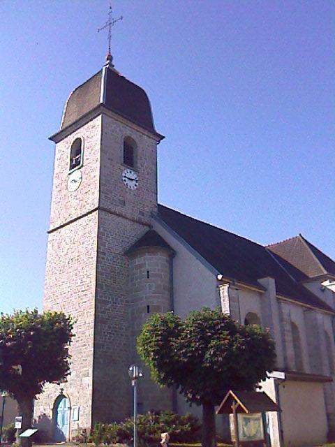 Chauffage de l'église de Pouilley-les-Vignes – 25