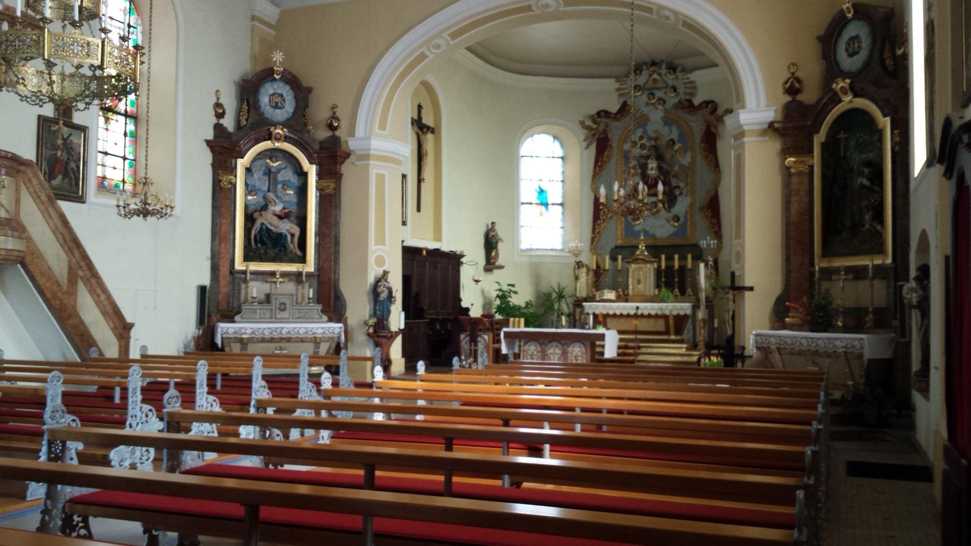 Chauffage de l'église de Galfingue – 68