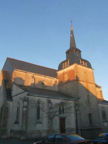 Chauffage de l'église de Montoir-de-Bretagne – 44